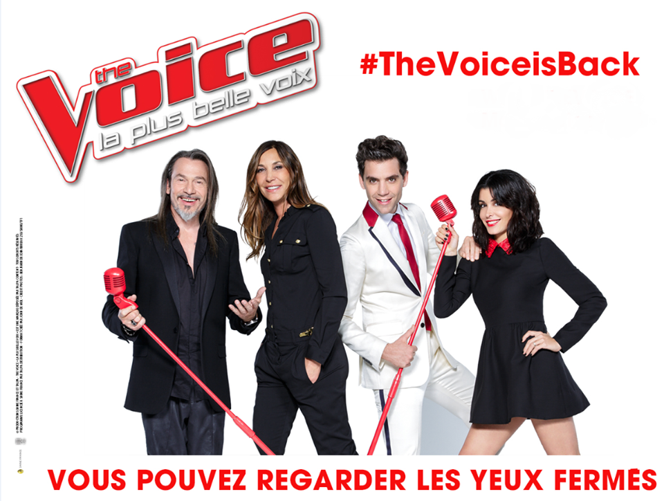 The Voice Is Back coachs